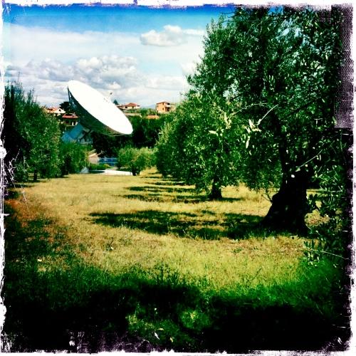 ESA/ESRIN facility in Frascati, Italy