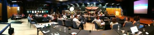 Astronaut Ron Garan sharing orbital perspective at LAUNCH: Beyond Waste forum