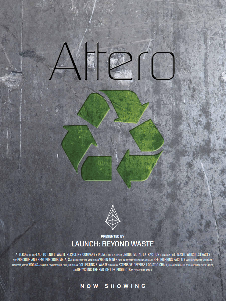 Attero - LAUNCH: Beyond Waste innovator
