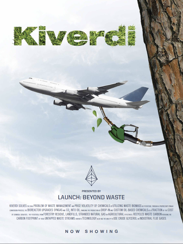 Kiverdi - LAUNCH: Beyond Waste Innovator