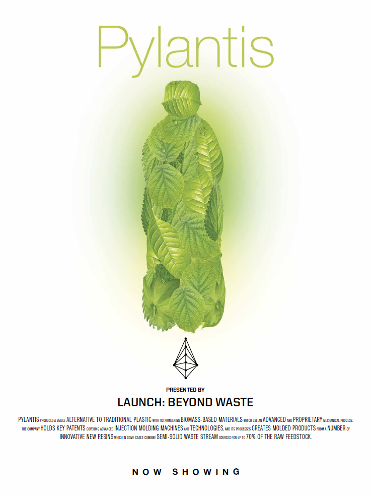 Pylantis - LAUNCH: Beyond Waste Innovator
