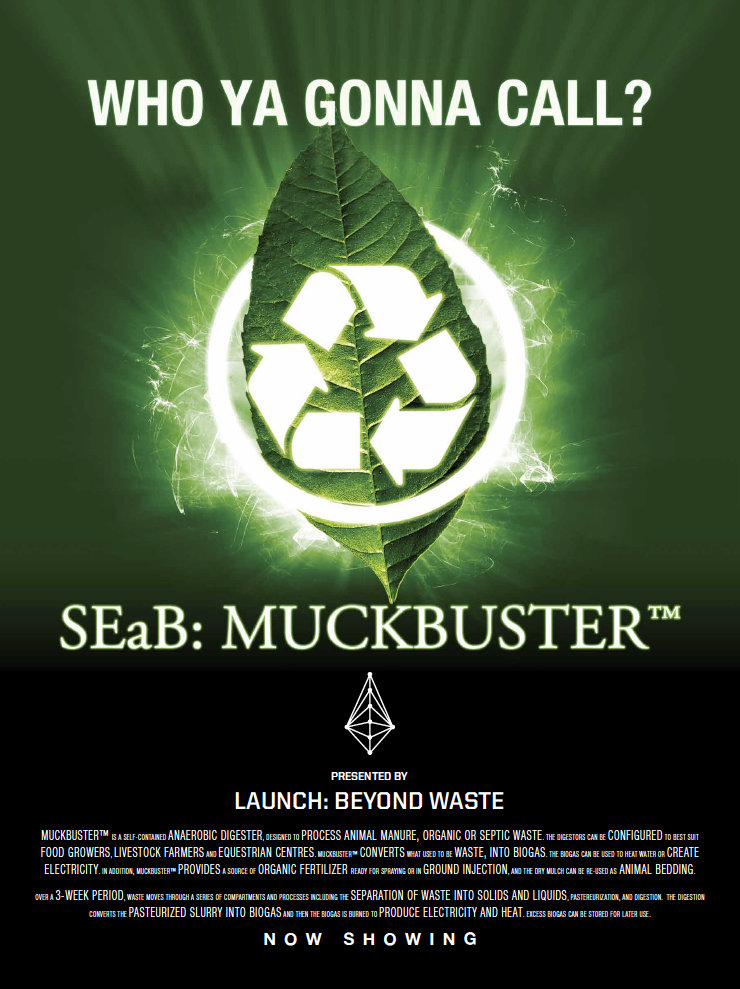 SEaB - LAUNCH: Beyond Waste innovator