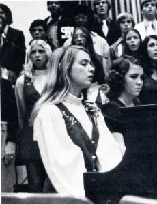 Carol: 1973 SMHS concert