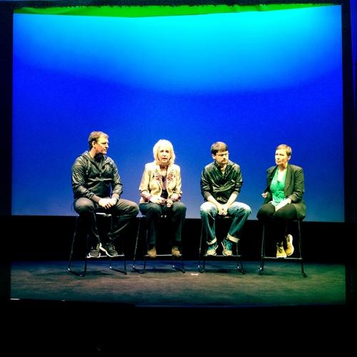 Process talk: Nike's Santiago Gowland + NASA's Diane Powell + USAID's Will Schmitt + Nike's Hannah