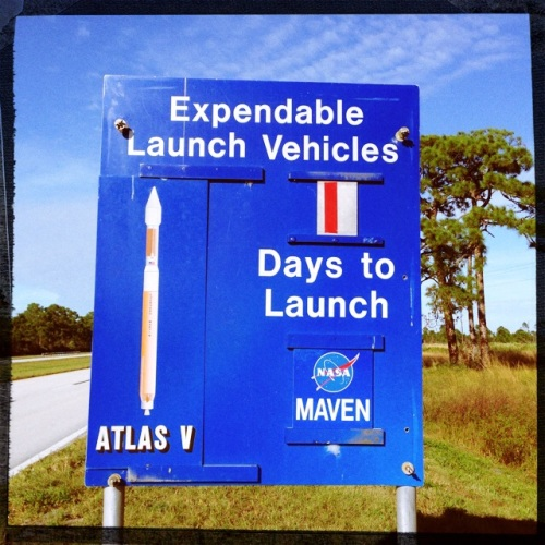 L-1 MAVEN launch