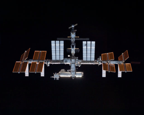 Space Station 2010