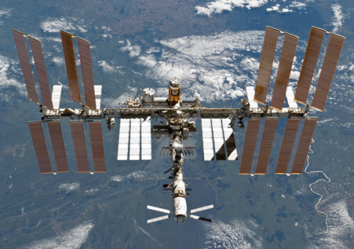 Space Station 2011