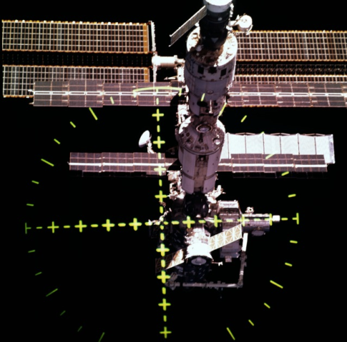 Space Station 2001