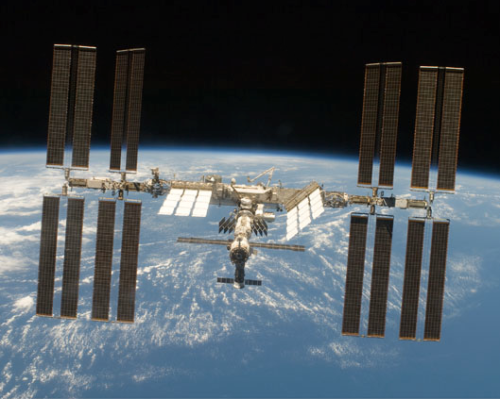 Space Station 2009