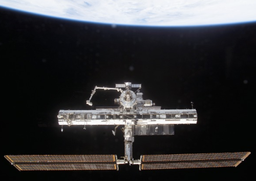 Space Station 2002