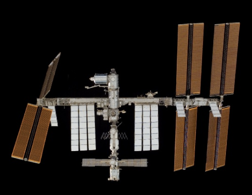 Space Station 2008