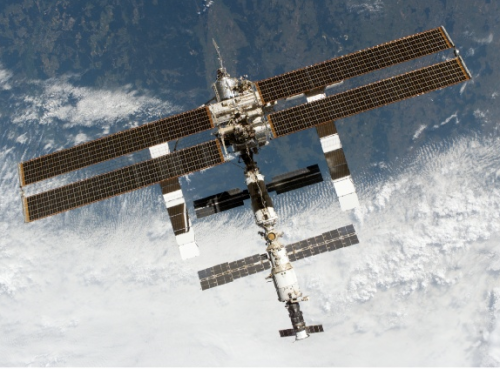 Space Station 2005
