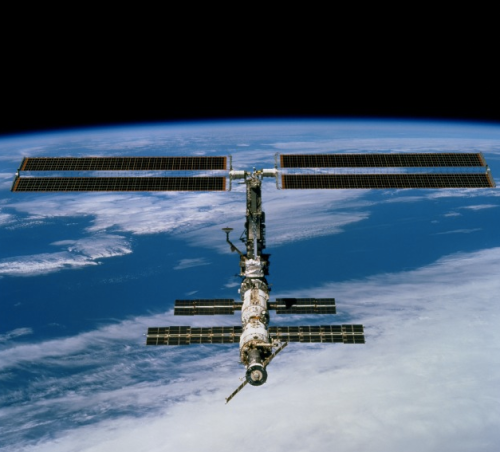 Space Station 2000