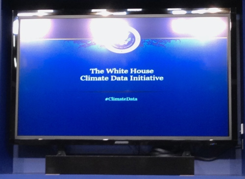 White House Climate Data Initiative