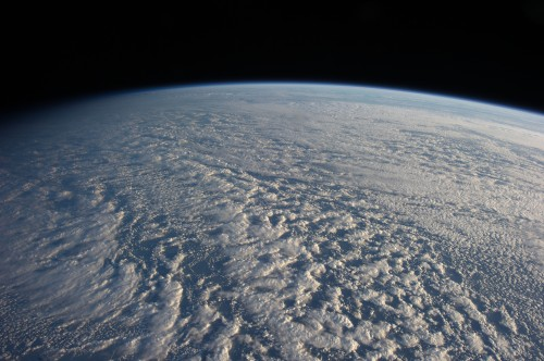 Earth: image by Expedition 34 Space Station astronauts