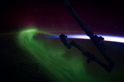 Space Station Expedition 37: Aurora Australis