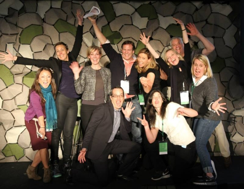 Nike LAUNCH team at LAUNCH Nordic
