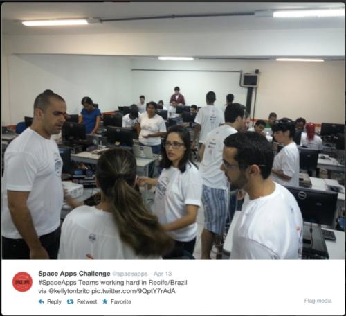 Space Apps Brazil