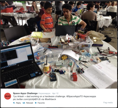 Space Apps Toronto
