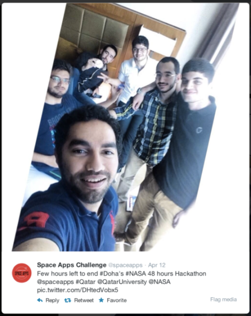 Space Apps Doha