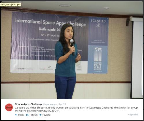 Space Apps Kathmandu
