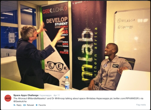 Space Apps South Africa