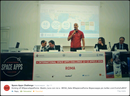 Space Apps Rome