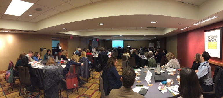 SCBWI 2015 NYC Winter Conference: World Building Intensive