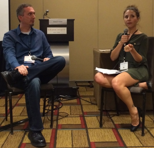 SCBWI 2015 NYC Winter Conference: James Dashner Interview
