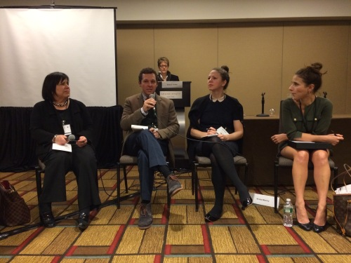 SCBWI 2015 NYC Winter Conference: World Building Editor and Agent Panel