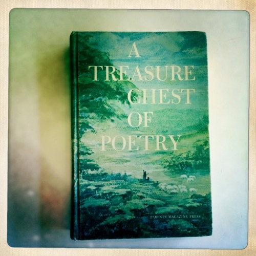 """A Treasure Chest of Poetry"""