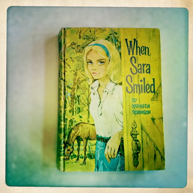 """When Sara Smiled"" by Kathleen Robinson"