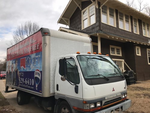 Truckload of Beth's Treasures: the Big Move to McKinney.