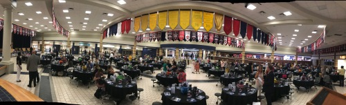 McKinney ISD New Teacher Breakfast at Boyd High School.