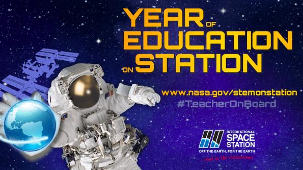 Year Of Education On Station Poster. #TeacherOnBoard