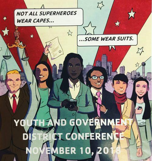YMCA Texas YG District 5